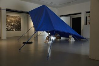 Space of Exception, installation view