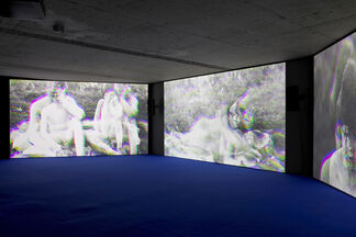 Mario Pfeifer - Approximation, installation view