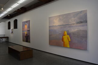 Graham Nickson: Light and Geometry, installation view