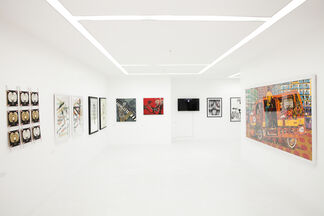 Young Guns, installation view