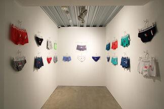 "Ken + Julia YONETANI ""The Emperor's New Clothes"", installation view"