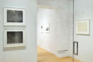 Vija Celmins: Selected Prints, installation view
