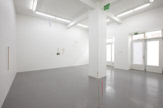 MARGRÉT H. BLÖNDAL & SILVIA BÄCHLI, installation view