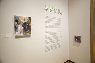 Elise Ansel: Distant Mirrors, installation view