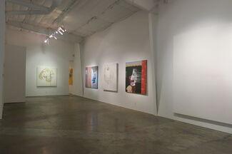 Between:  Daniel Kayne - Ivan Plusch, installation view