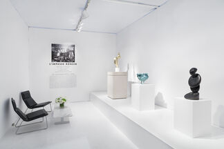 Paul Kasmin Gallery at ADAA: The Art Show 2015, installation view