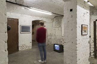 300,90,34 selekt - Raphael Brunk, installation view