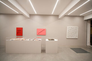 Paolo Scheggi: Selected Works from European Collections, installation view