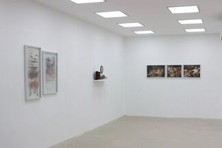 Making History, installation view