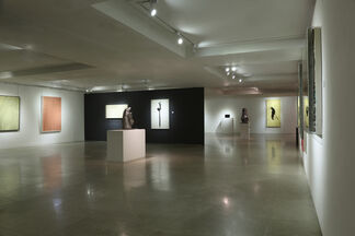 """""""Extremely & Halberd"""" The Solo Exhibition of  Sohn Paa, installation view"""
