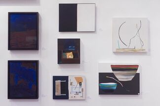 Narwhal Projects at Art Toronto 2015, installation view