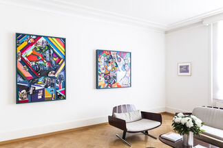 Group Exhibition @ MAI 36 SHOWROOM, installation view