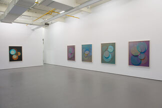 Jessica Eaton, Transmutations, installation view