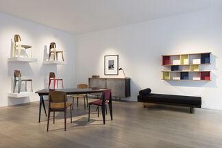 Interior scenes, installation view