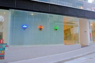 Tøru Harada & Yan Cong | The Corner, installation view