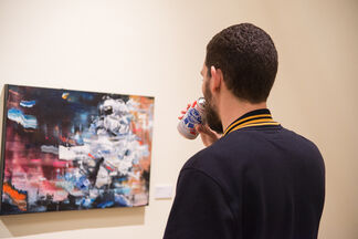 Matthew Ryan Herget: I SEE BETTER WITH MY EYES CLOSED, installation view