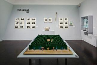 Stanley Kubrick: The Exhibition, installation view