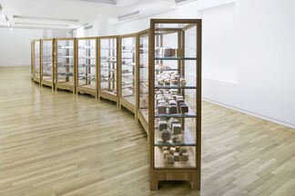 IN SITU-1: SIMRYN GILL Domino Theory, installation view