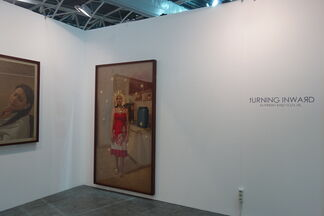 Tin-Aw Art Gallery at Artissima 2013, installation view