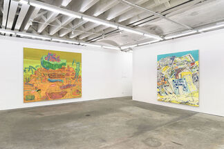 Dennis Congdon - Recent Paintings, installation view