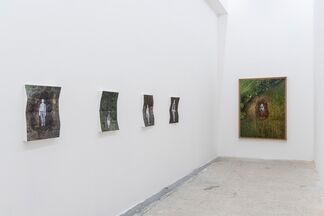 JR - OMELIA CONTADINA, installation view