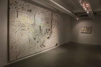 Things Happen Naturally, Solo-Exhibition by Chris Huen Sin-Kan, installation view