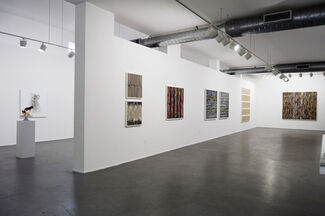 ALEJANDRA PADILLA - Collages & Drawings, installation view