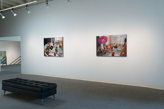 Sherrie Wolf: Postcards from Paris, installation view