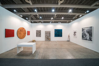 Galerie Italienne at ZⓈONAMACO 2019, installation view