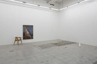 Left Foot, installation view