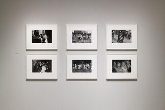 Garry Winogrand: Six, installation view