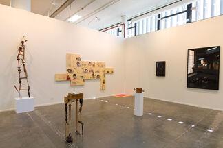 Zipper Galeria at SP-Arte 2014, installation view