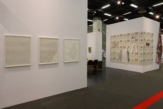 Galerie nächst St. Stephan Rosemarie Schwarzwälder at Art Cologne 2017, installation view