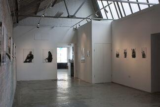 Luke Cornish (ELK): Louder Than Words, installation view