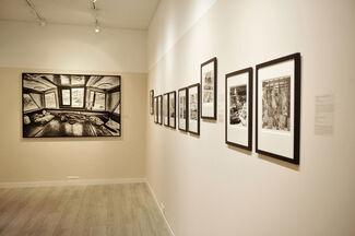 Nikos Aliagas: Âmes Grecques (Greek Soul), installation view