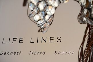 Life Lines, installation view
