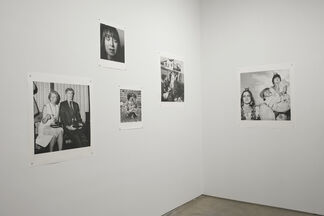 Rosalind Fox Solomon: Got to Go, installation view