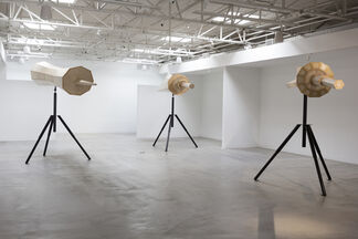 Architecture as Interface, installation view
