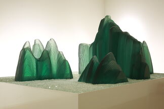 Paysage, installation view