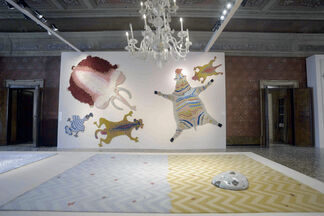 Woven Forms, installation view