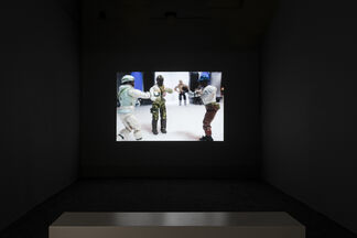 The Wretched of the Screen, installation view