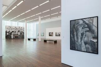 """""""JR"""" at Museum Frieder Burda Baden-Baden, Germany, installation view"""