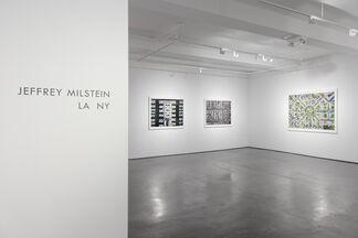 "Jeffrey Milstein ""LA NY"", installation view"