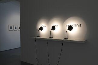 Muntadas: Eleven, installation view