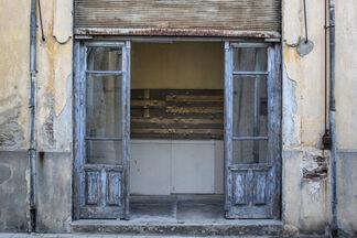 Christos Bokoros - ODOS ELEFTHERIAS, installation view
