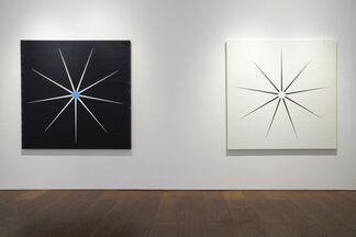 Carol Robertson - Pointstar, installation view