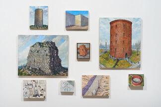 Chester Arnold: Borderline, installation view