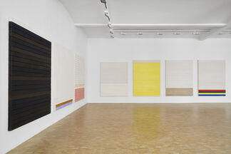 Luke Diiorio: nine paintings, installation view