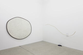 A journey through you and the leaves, installation view