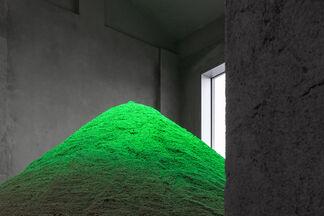 SLIGHT AGITATION 2/4: Pamela Rosenkranz, installation view